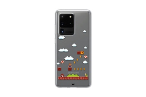 A51 Super Mario Phone Case