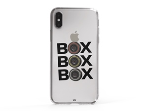 iPhone XS Box Formula 1 Phone Case