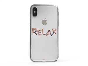 iPhone XS Relax  Written Phone Case
